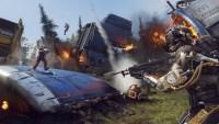 Call of Duty : Advanced Warfare - Ascendance - Site 244 (multijoueur)