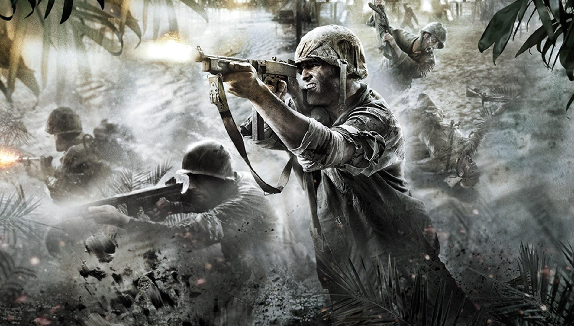 pics photos call of duty 5 world at war game hd
