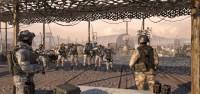Le sergent Folley avec les recrues de l'armée nationale afghane