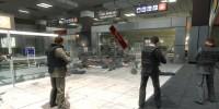 Vladimir Makarov et ses hommes durant l'attentat