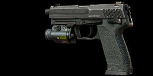 USP Tactical .45
