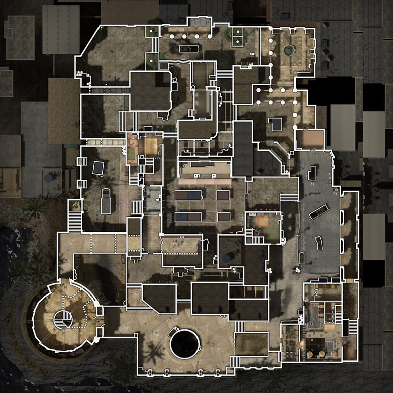 Call Of Duty Modern Warfare 3 Cartes Multijoueur