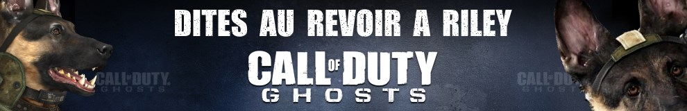 Concours Call of Duty Ghosts - L'Ultime Concours - CoD-France/Activision