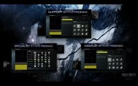 Ghosts - Equipements de Combat