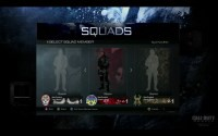 Ghosts - Squads