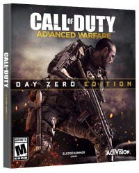 Advanced Warfare - Edition Day Zero