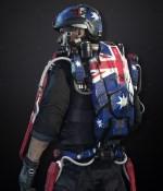 Pack d'exosquelette Australie