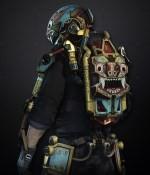 Pack d'exosquelette Barong