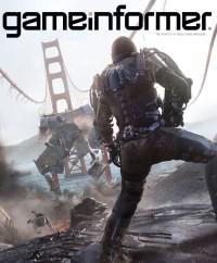 Couverture GameInformer Juin 2014